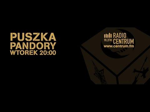 Pozytywka w Radio Centrum - audycja Puszka Pandory