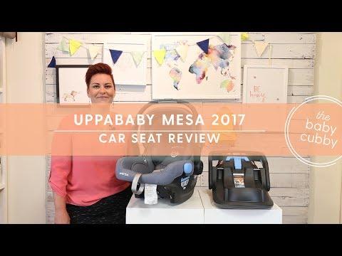 UPPAbaby Mesa Review 2017