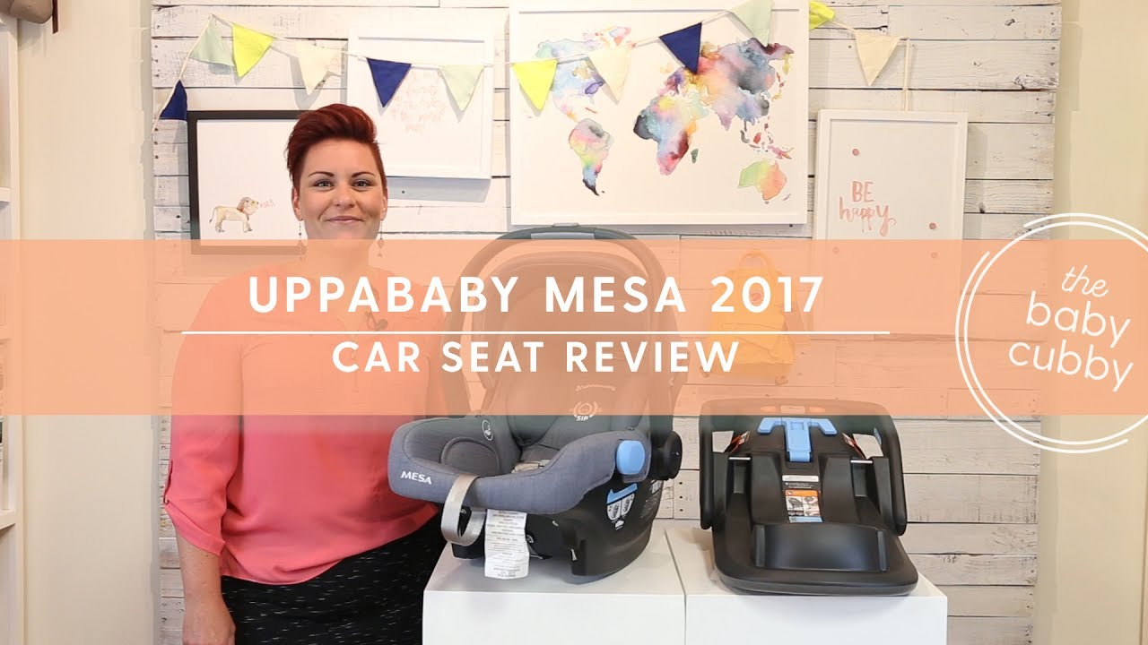 UPPAbaby Mesa Review 2017 The Baby Cubby