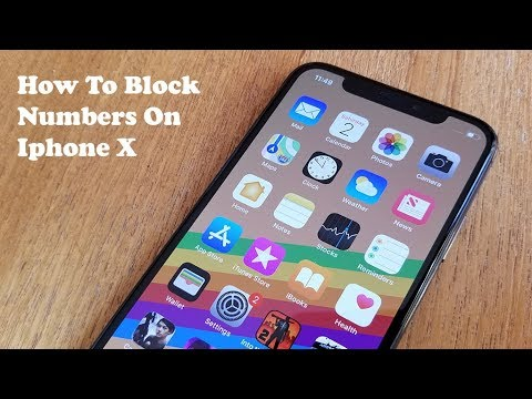 How To Block And Unblock Numbers On The iPhone - iPhone Tips.