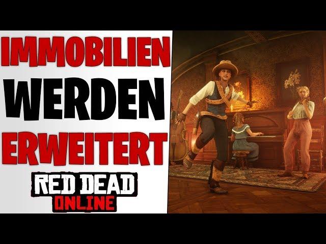 VIELE WEITERE HÄUSER & ROLLEN FÜR 2020 - Nächstes Update & Zukunft | Red Dead Redemption 2 Online