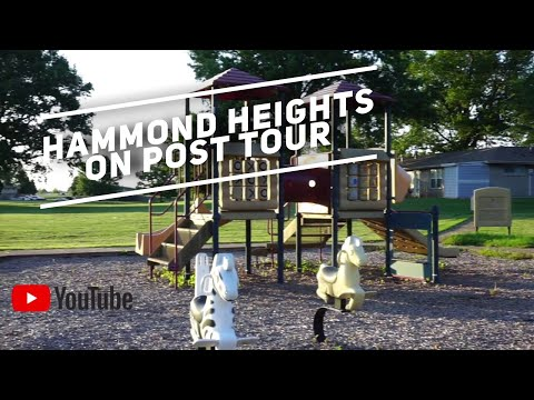 Fort Campbell Hammond Heights 🏡