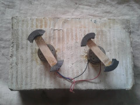 Free Energy Device with using magnets