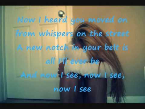 Taylor Swift - I knew you were trouble ♥ (lyrics)