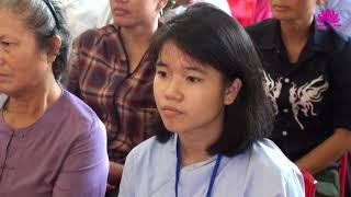 Trả lời câu hỏi (tại chùa Viên Quang) ngày 20/10/2017 - TT. Thích Chân Quang