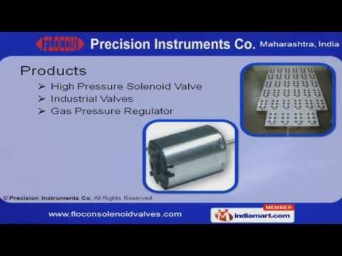 Gas Pressure Regulator by Precision Instruments Co, Mumbai