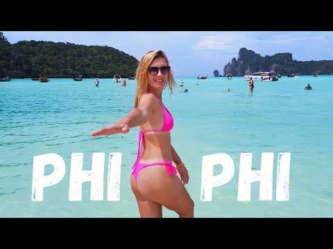 Экскурсия на остров Пхи-Пхи. Стоит ли ехать на Пхи-Пхи. Пхукет 2019