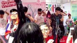 [Fancam] EVO Nine - Make You Dance at Siam Square 2013.04.14