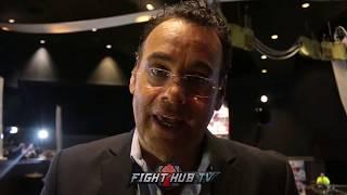 DAVID FAITELSON BREAKS DOWN CANELO VS GGG & GIVES PREDICTION FOR FIGHT