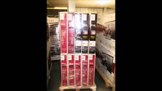 438 LG Factory Refurb TV Sets