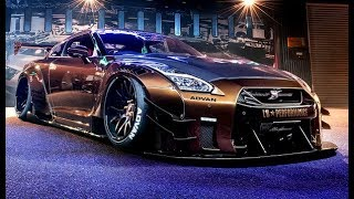 EPIC NISSAN GTR R35 EXHAUST SOUNDS!