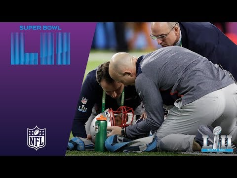 Brandin Cooks Leaves Game After Hit from Malcolm Jenkins | Eagles vs. Patriots | Super Bowl LII News