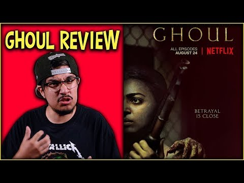 Ghoul Spoiler Review | Netflix Miniseries