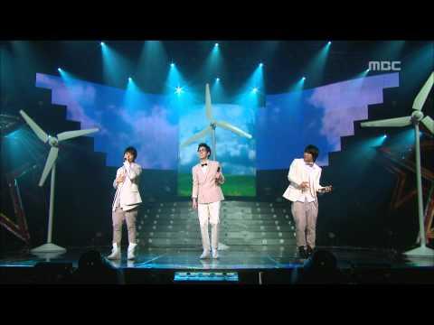SG Wannabe - Lalala, SG워너비 - 라라라, Music Core 20080531