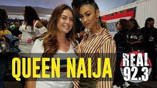 Queen Naija Shares About How Her Divorce Impacted Her Career & More | BET Weekend 2018
