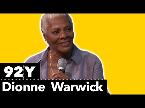 Dionne Warwick - What It Was Like Creating Hit Records With Hal David
