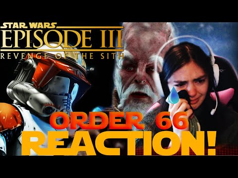 A Clone Wars Fan's First Reaction To Order 66