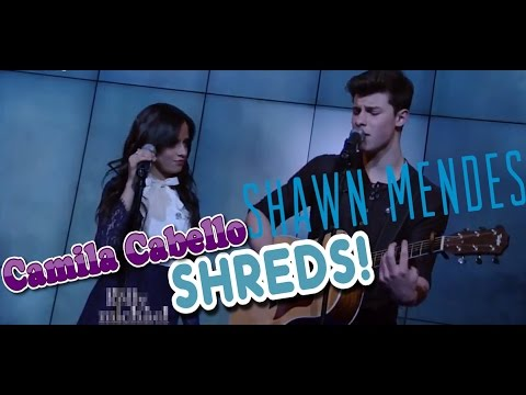 Shawn Mendes & Camila Cabello - SHREDS - I Know What You Did Last Summer