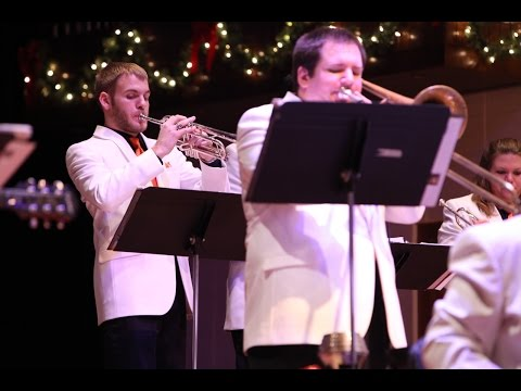 Greenville College Jazz Band   Christmas 2016