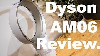 Dyson - The KING of cool? Dyson Desk Fan Review.