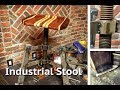 Industrial Style - Tig Welding Stool