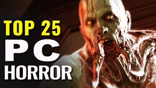 Top 25 Best PĊ Horror Games