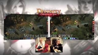 Divinity: Original Sin  — Kickstarter-трейлер