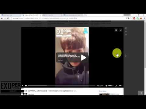 [TUTORIAL] ¿Cómo descargar vídeos de Vk? From. EXO Perú Subs