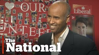 Ahmed Hussen: From refugee to rookie MP