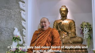 Venerable Pramote In English Dhamma : Mindfulness Meditation for Everyday Life