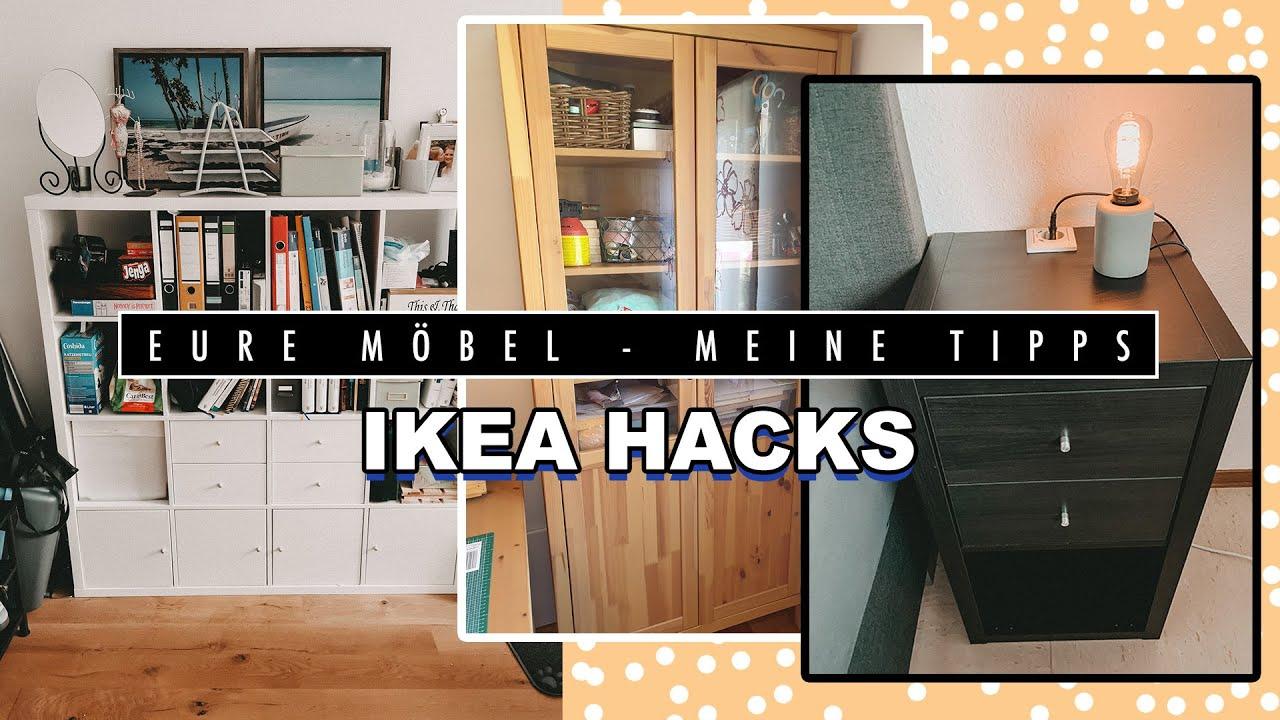 10 DIY Ikea Hacks   Upcycling Ideen zum selber bauen, meine Tipps und Tricks   Krummerkasten ...