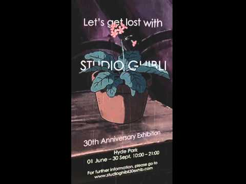 Studio Ghibli 30th Anniversary Exhibition Project - Moving P