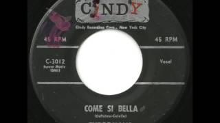 Romans - Come Si Bella - Early Frankie Valli