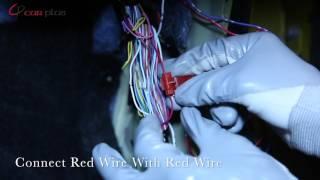 KMH Side Mirror Folding Relay for Maruti Suzuki Brezza - Installation Video