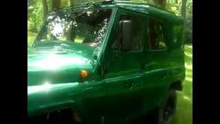 УАЗ 469 Монстр DISEL BMW