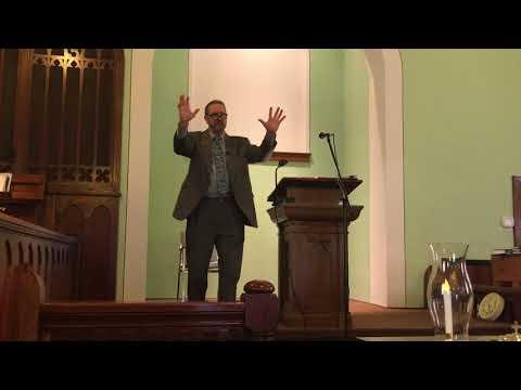 Pastor Don Dvorak- Easter service 2018 providence baptist church walkersville md.