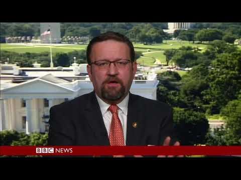 Sebastian Gorka on BBC's Hardtalk