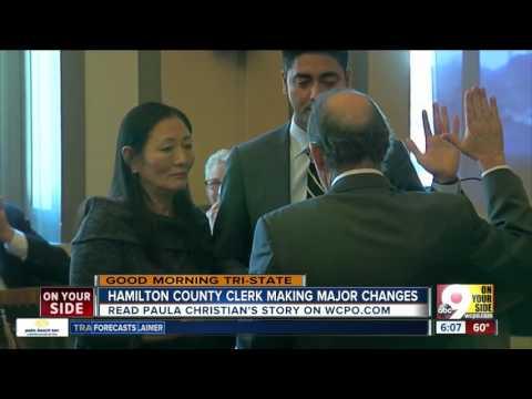 Hamilton County Clerk Making Major Changes