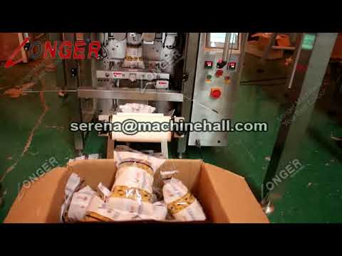 Commercial Macaroni Packing Sealing Machine|Nuts And Seed Weighing Packaging Equipment Youtube Video