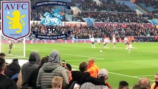 WE MISSED A 95th MIN PEN TO WIN THE GAME | Aston Villa 3-3 Preston (2018)