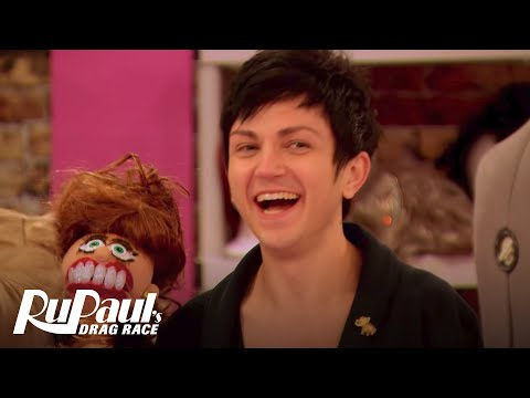 Download Youtube: RuPaul's Drag Race | Everybody Loves Puppets!