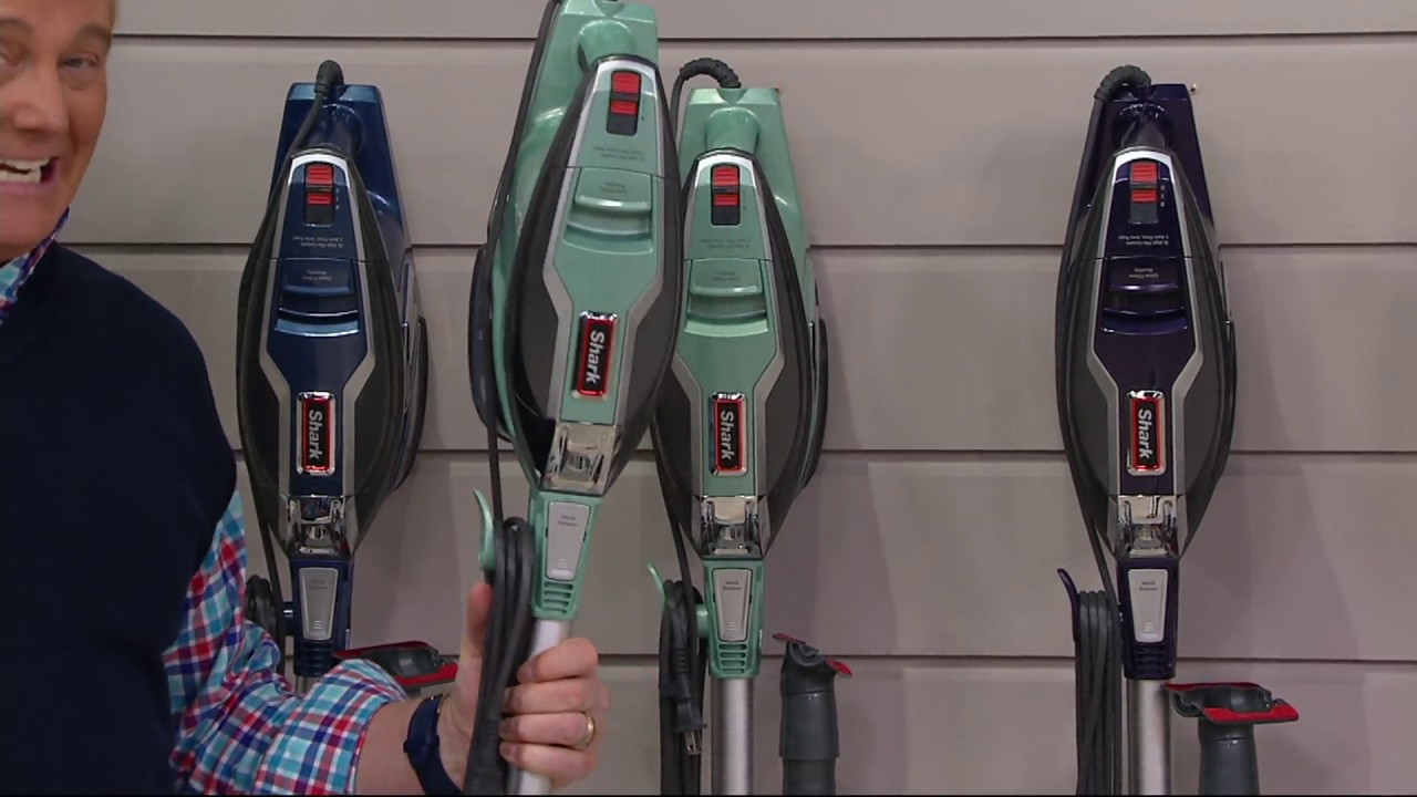 Shark Rocket Complete Duo Clean 2 In 1 Vacuum W Asst Tools