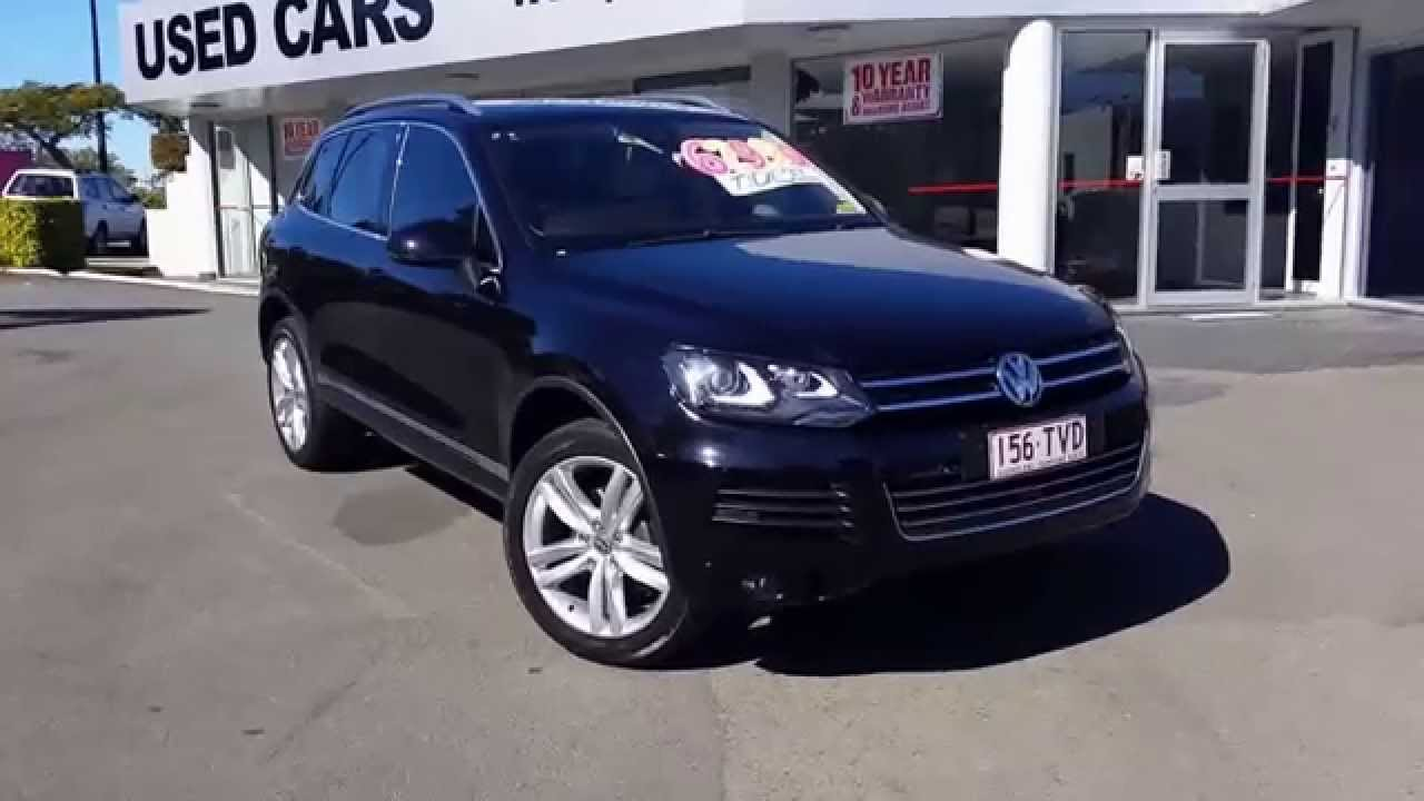 hight resolution of 2011 volkswagen touareg 7p my12 v6 tdi tiptronic 4xmotion