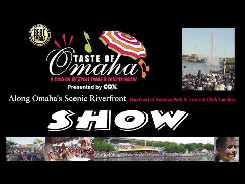 Taste of Omaha Show Episode 1