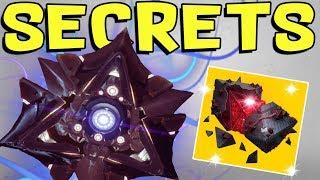 Destiny 2 - SIVA EASTEREGG & FRIENDLY VEX! Nessus Secrets, Friendly Harpy Explained, & Future DLC