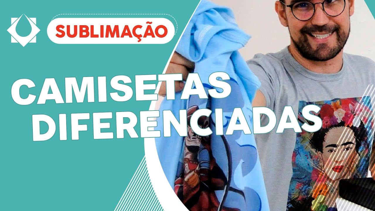157a6ba10 Como Estampar Camisetas Diferenciadas  Portal Responde! Portal Sublimático