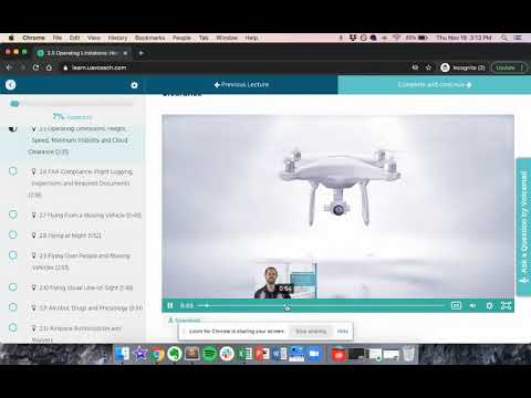 Inside Drone Pilot Ground School — Your Free Lesson Preview