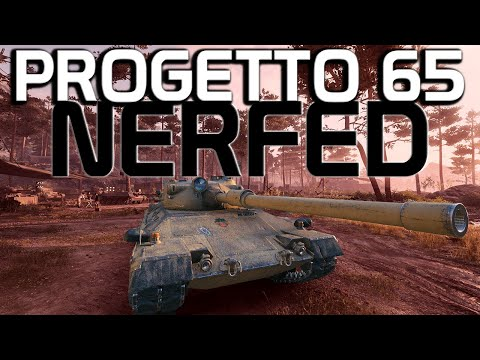 Progetto 65: Look How They Massacred My Boy! | World Of Tanks