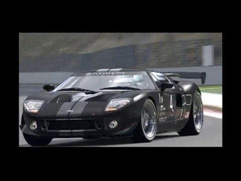Gt Ford Gt Lm Spec Ii Test Car  Kg Drive In Spa