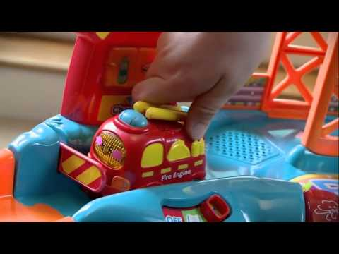 Vtech Toot Toot Drivers Garage Youtube